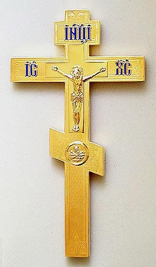 Крест напрестольный №2-3