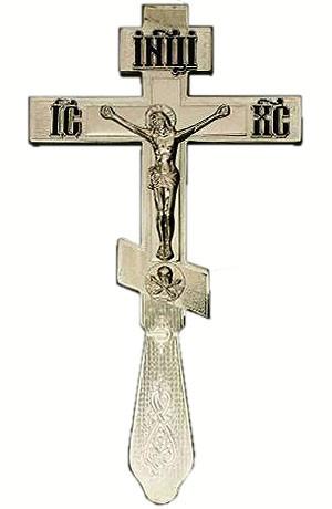 Крест напрестольный №3-3