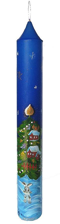 Свеча дьяконская рождественская