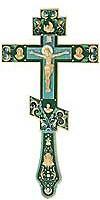 Крест напрестольный №3-4