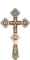 Крест напрестольный №6-7
