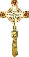 Крест напрестольный - А648