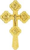 Крест напрестольный №7