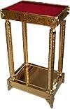 Столик литийный №403