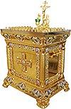 Панихидный стол - 21 (80 свечей)