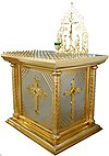 Панихидный стол  - 16 (120 свечей)