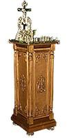 Панихидный стол - 5 (на 20 свечей)