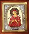 Православная икона: Семистрельный образ Пресвятой Богородицы - 2