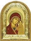 Православная икона: Казанский образ Пресвятой Богородицы - 8