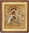 Православная икона: образ Пресв. Богородицы Владимирской - 12