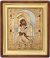 Православная икона: образ Пресв. Богородицы Почаевской - 5