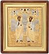 Православная икона: Свв. Апостолы Пётр и Павел - 2