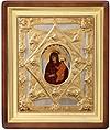 Православная икона: образ Пресв. Богородицы Неопалимая купина - 16