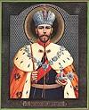 Икона: Св. Царь-Мученик Николай II