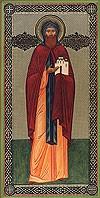 Икона: Св. благоверный князь Даниил Московский