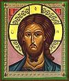 Икона: Господь Вседержитель (оплечный)