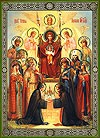 """Икона: образ Пресвятой Богородицы """"Киевская похвала"""""""