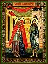 Икона: Зачатие Иоанна Предтечи