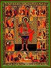 Икона: Св. великомученик Георгий Победоносец (с житием)