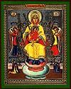 """Образ: """"Кипрская"""" икона Пресвятой Богородицы"""