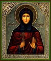 Икона: Преподобная Евфросиния Суздальская