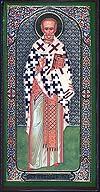 Икона: Свт. Николай Архиепископ Мирликийский чудотворец