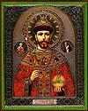 Икона: Св. Страстотерпец государь Николай II