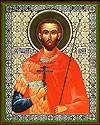 Икона: Свв. мученик Иоанн воин