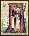 Икона: Св. преподобный Тихон Калужский - 2
