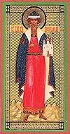 Икона: Св. благоверный князь Всеволод