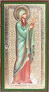 Икона: Св. праведная Марфа