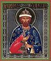 Икона: Святой благоверный князь Роман Олегович Рязанский