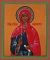 Икона: Святая мученица Маргарита
