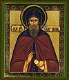 Икона: Преподобный Иов Почаевский