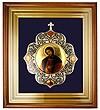 Иконанастенная  в серебре - святой Благоверный Великий Князь Александр Невский