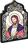 Настольная икона  - святой Благоверный Великий Князь Александр Невский.