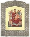 Икона: образ Пресв. Богородицы Всецарица - 12