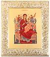 Икона: образ Пресв. Богородицы Всецарица - 13