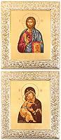 Иконы венчальные, пара №101-106