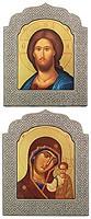 Иконы венчальные, пара №101-201