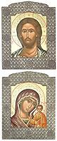 Иконы венчальные, пара №3-5