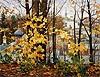 """Картина Нестеренко В.И. """"Осень в Печерах"""""""