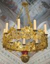 Хорос церковный греческий - 120-1 (9 свечей)