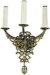 Бра (1 свеча)