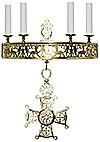 Бра (к хоросу №132) (4 свечи)