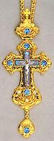 Крест священника наперсный - 8