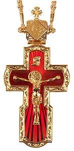 Крест священника наперсный №62a