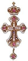 Крест священника наперсный №6