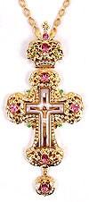 Крест священника наперсный №102