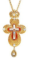 Крест наперсный №5